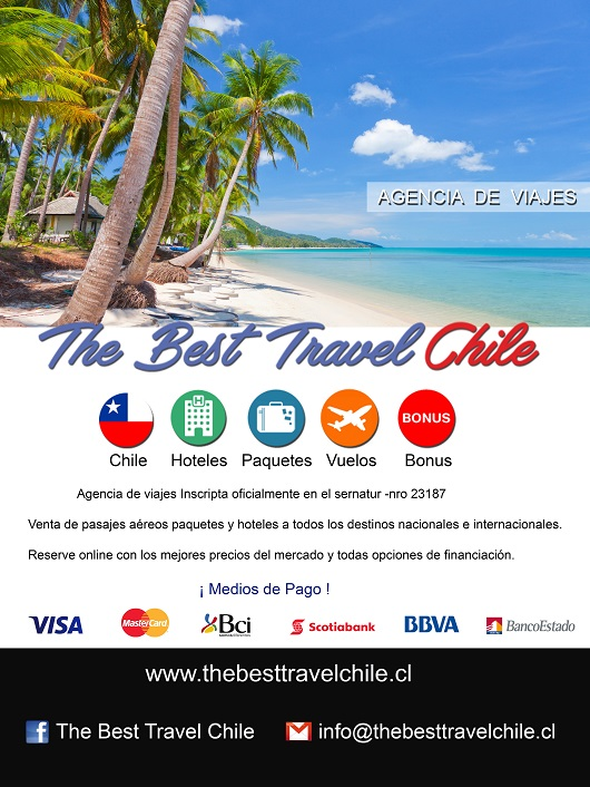 chile agencia de viajes y turismo the best travel chile